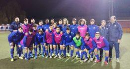 Jugadores convocados por la Selecció FFCV Sub-16 el 19 de diciembre en Picassent