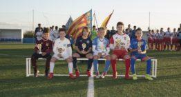 Últimos seis representantes clasificados de la categoría Alevín en la X Copa Federación