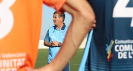 La Selecció Valenciana de 'Guti' afronta con ganas la UEFA Regions' Cup