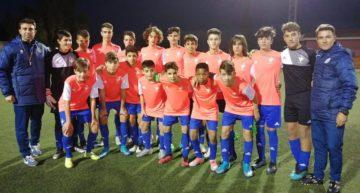 Convocatoria de la Selecció FFCV masculina Sub-14 para entrenamiento el 19 de diciembre