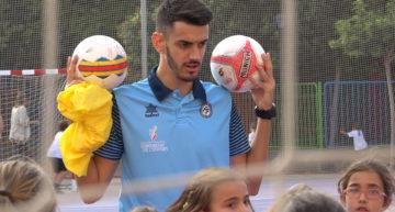 Borja Palomero anuncia la primera convocatoria de la Selecció sub14 de fútbol sala