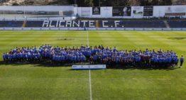 Puesta de largo de la temporada 19-20 del CFI Alicante