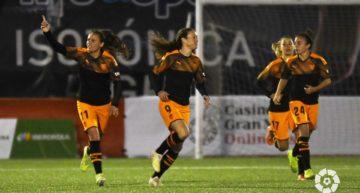 El Valencia Femenino cierra un 2019 para olvidar y mira al futuro con ganas de mejorar