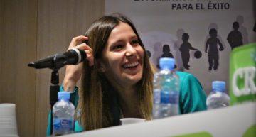 Andrea Esteban (FFCV Sub-15) recalca que el objetivo de su equipo es 'ganar los dos partidos'