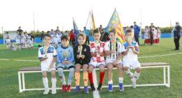 La Jornada 4 de la X Copa Federación Benjamín se recuperará este domingo 26