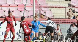 Cuarta derrota seguida en Logroño para un VCF Femenino en apuros (1-0)