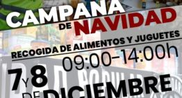 El CD Zafranar impulsa una campaña de recogida de alimentos y juguetes