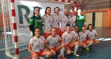 Xaloc y Universidad de Alicante se cuelan en octavos de la Copa de la Reina de Fútbol Sala femenina