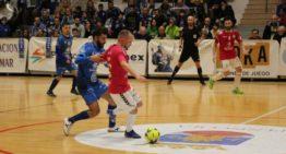 Doble partidazo entre equipos de la Comunitat este martes en Copa del Rey de futsal