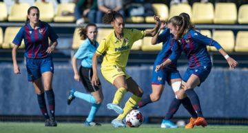 Empate sin goles entre Levante y Villarreal en Reto Iberdrola (0-0)