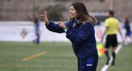Andrea Esteban: 'Lo positivo es que hemos ido de menos a más'