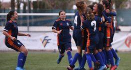 Contracrónica: las selecciones Valenta arrancan el Campeonato de España sin conocer la derrota