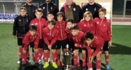 Alboraya UD conquistó la II Castle Cup Benjamín del Ciutat de Xàtiva CFB