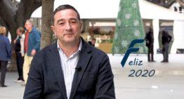 VIDEO: La felicitación navideña 2019 del presidente de la FFCV Salvador Gomar