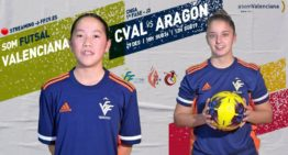 STREAMING: Selecció Valenta futsal Sub-16 y Sub-19 vs Aragón