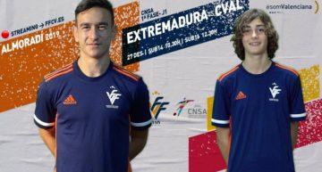 STREAMING: Campeonato de España masculino Sub-14 y Sub-16 en Almoradí