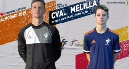 STREAMING: Selecció FFCV Sub-14 y Sub-16 vs Melilla