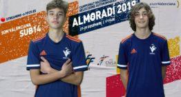 Convocatoria oficial Selección FFCV Sub-14 para el Campeonato de España en Almoradí (Alicante)