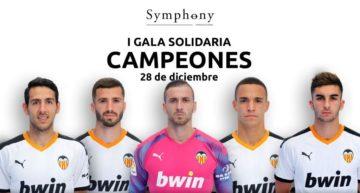 I Gala Benéfica de Campeones el 28 de diciembre a favor de la escuela de fútbol en silla A-Ball