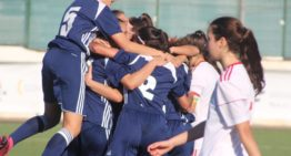 Castilla y León se impuso por partida doble a La Rioja (2-0 y 5-1)