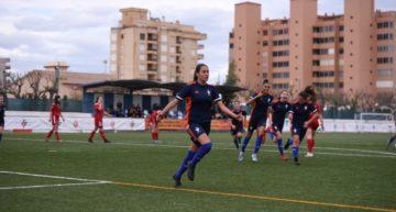 Remontada y tres puntos para la Selecció FFCV Femenina Sub-17 ante La Rioja (1-2)