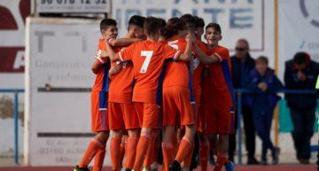 GALERÍA: La Selecció FFCV Sub-14 paga caro su despiste pero salvó un punto ante Extremadura (2-2)