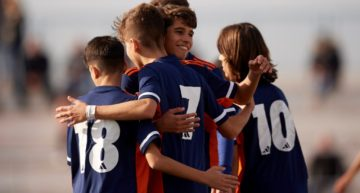GALERÍA: La Selección FFCV Sub-14 fue muy superior a Melilla y sigue viva en el Campeonato de España (5-0)