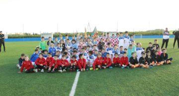 Alboraya, Torrent, Avant Aldaia, Castellón y Cracks clasificados en la Jornada 1 de la X Copa Federación Benjamín