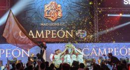 MAD Lions se alzaron con el campeonato de la Iberian Cup de LOL en NiceOne Barcelona
