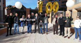 La Asociación de Futbolistas homenajea al Camp d'Algirós, primer hogar del Valencia CF
