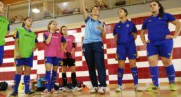 Las Selecciones Valenta Sub-16 y Sub-19 de futsal entrenarán el lunes 16 en Ibi