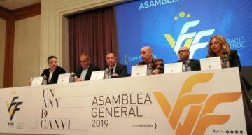 La FFCV aprobó más de 11 millones de euros de presupuesto para el año 2020