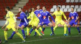 El Villarreal sacó adelante su eliminatoria en Las Gaunas (0-5)