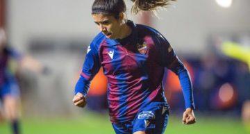 El Levante Femenino sufre para ganar a la revelación Deportivo Abanca (1-0)