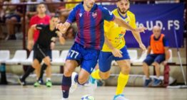 Peñíscola y Levante se enfrentarán por una plaza en cuartos de Copa del Rey