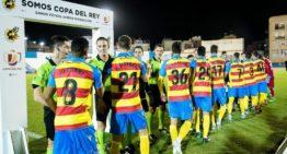 Levante y Orihuela cumplieron en Copa del Rey… y La Nucía vio su partido suspendido