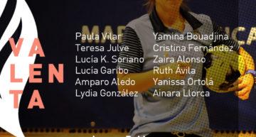 Las 12 convocadas de Lorena Rubio para los entrenamientos de la Selecció Valenta sub16 de fútbol Sala