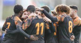 El Valencia CF Juvenil 'A' cierra una Youth League amarga con un meritorio empate en Amsterdam (1-1)