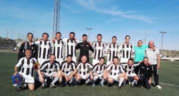 Los veteranos del CD Castellón disputarán un partido benéfico en Castalia el sábado 14