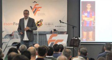 VIDEO: Xesco Espar insiste en que 'liderar es hablar al corazón del jugador'
