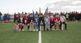 Santa Bárbara, FBCD Catarroja, Aldaia o Caxton, entre los clasificados de la Jornada 4 de la X Copa Federación Benjamín