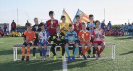 Primeros clasificados de 2020 en la categoría Benjamín en la X Copa Federación de Fútbol Base