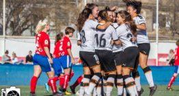 Dos victorias y un empate para los equipos valencianos en la primera jornada del año en Reto Iberdrola