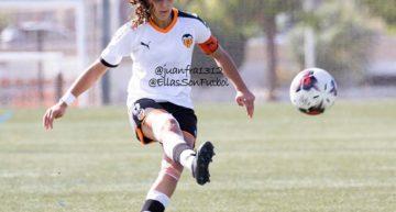La centrocampista Gema Soliveres abandonará el Valencia y pondrá rumbo al Alavés