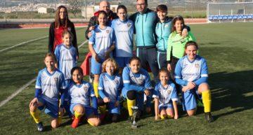 Éxito total en el torneo femenino celebrado en Xàtiva