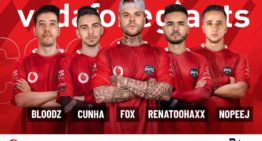 Vodafone Giants renueva su 'roster' de Counter Strike