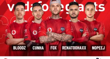 Vodafone Giants renueva su 'roster' de Counter Strike