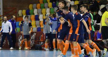 GALERÍA: 'Manita' de la Selección FFCV Futsal Sub-19 ante Castilla La Mancha (5-1)
