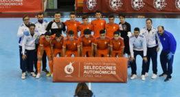 GALERÍA: Empate de la Selecció FFCV Futsal Sub-16 ante Aragón que sabe a poco (0-0)