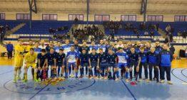 La solidaridad principal protagonista en los amistosos de la selección masculina de futsal